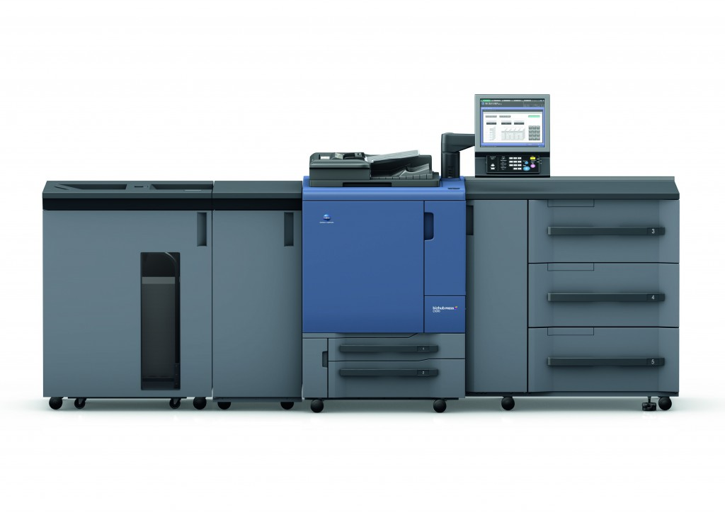 Konica Minolta bizhub PRESS C1060